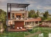 casa de lujo en la zona mas prestigiosa de playa del carmen 4 dormitorios 529 m2
