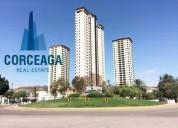 Renta de departamento amueblado en new city 3 dormitorios