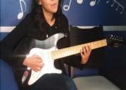 Clases de guitarra. academia arp.