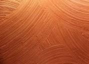 Pasta textury para interiores y exteriores