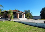 Villa campestre panorámica al sur de guadalajara, por acatán de juárez. 4752 mts.