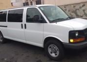 Chevrolet express pasajeros