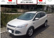 Peñoles remata ford escape 2014 5p se plus 2.5 aut