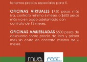 El plan de renta de oficinas virtuales que ofrece mva business center