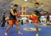 "Clases de defensa personal ""boxeo chino"""