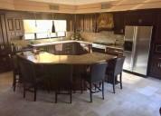Casa en venta en cumbres residencial, al norte de hermosillo, sonora 3 dormitorios 741 m2