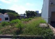 Terreno en venta, col. lomas de la aurora en tampico  592 m2