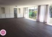 departamento renta farallón, jardines del pedregal 3 dormitorios 193 m2