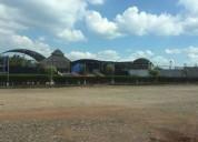 Terreno comercial en renta, col. petrolera, minatitlán 600 m2