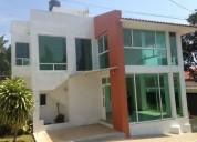 Se renta casa en privada con alberca, 3 recamaras, zona poniente norte 3 dormitorios 90 m2