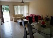 casa en playa del carmen de dos niveles con alberca privada en venta 3 dormitorios 280 m2