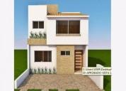 Casa en venta - pedregal de schoenstatt - corregidora - queretaro 4 dormitorios 114 m2