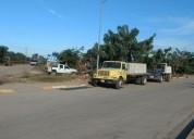 Terreno 600 m2 con 3 equinas por blvd. san juachin, col. jardines del en guasave