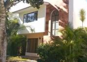 venta casa de dos niveles en playa del carmen con alberca privada 3 dormitorios 280 m2