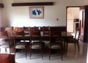 casa en renta amueblada en colonia petrolera 3 dormitorios 300 m2