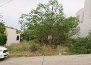 Terreno venta, lomas de la aurora, tampico 592 m2