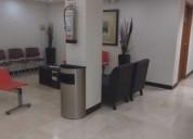 oficinas en renta, en centro medico col. obispado  44 m2