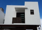 casa en venta en residencial de la sierra, frente a parque, en es 3 dormitorios 155 m2