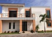 hermosa casa residencial en las brisas 275 m2