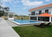 Casa ideal para descanso, salon de fiestas con orilla al rio cotaxtla 2 dormitorios 2248 m2