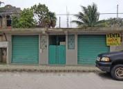 Propiedad en venta 2 locales 2 estudios en la riviera maya 220 m2