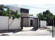 Casa en mérida, en col. san vicente chuburna 3 dormitorios 180 m2
