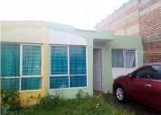 Casa 1 piso en parques de tesistan, zapopan 2 dormitorios