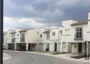 casa en renta en sonterra ¡parques arbolados! 3 dormitorios 110 m2