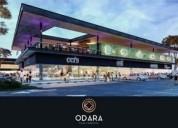 locales comerciales plaza odara 53 m2