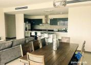 renta departamento completamente equipado y amueblado torre lumina 2 dormitorios 154 m2