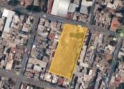 Excelente terreno habitacional para 29 unidades en azcapotzalco 2880 m2