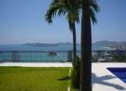 Acapulco espectacular vista a la bahÍa 10 dormitorios 1,000 m2