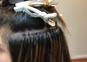 Extensiones de cabello humano natural cdmx