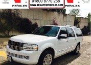 Peñoles vende lincoln navigator 2013 5p ultimate l v8 5.4 aut
