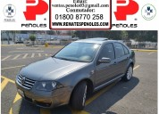 Peñoles vende volkswagen jetta 2011 4puertas clasico sport tiptronic q/c1