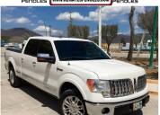 Peñoles vende lincoln mark pick up lt 2011 4 puertas  pick up automatico 4x41