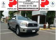 Peñoles vende toyota tundra 2009 4p sr5 5.7l automatico v8 4x2 doble cabina1