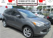 Peñoles remata ford escape 2013 5p se plus aut piel limited t/pano1
