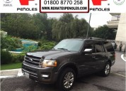 Peñoles remata ford expedition 2015 5p limited v6 3.5 bt aut1