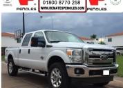Peñoles remata ford f250 super duty 2012 pickup crew cab diesel aut 4x41