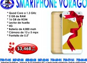 Smartphone vorago cell-500 v2