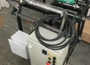 Rebobinadora depelícula para emplayar
