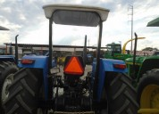 New holland tractor nh 7610 turbo 4x4 2005