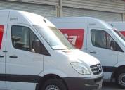 Empresa vende 4 unidades mercedes sprinter