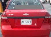 Chevrolet aveo automatico 2012