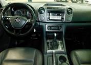 Volkswagen amarok 2016 automatica
