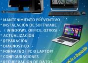 Soporte tÉcnico para tu computadora o laptop...