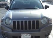 Jeep compass automatica 2007