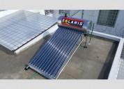 Calentador solar oferta de fin año aprovecha