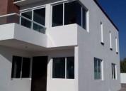 Majestuosa casa nueva con 500 mts de terreno 4 dormitorios 500 m2